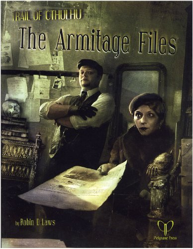Armitage Files - Robin Laws D