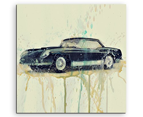 paul-sinus-art-ferrari-400-superamerica-60x60-aluminum-wall-canvas-90-x-50-x-3-cm-multi-coloured
