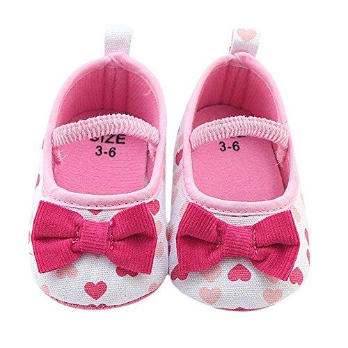 Weiche Mädchen ~ Sohle Krippeschuhe Monate Kind Baumwolle Schuhe Lauflernschuhe Skid 0 Hankyky Baby Kleinkind 18 A Junge Sneaker Anti ZYg11wx