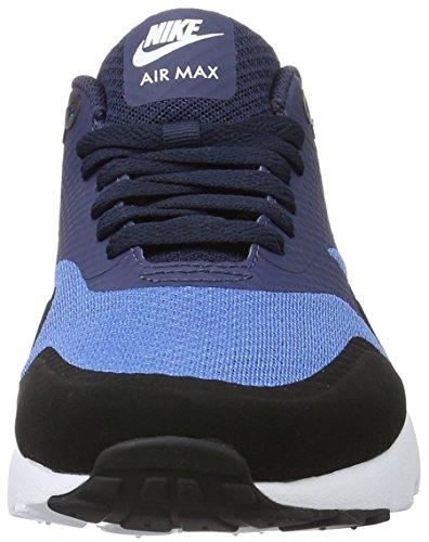 Nike Air Max 1 Ultra Essential, Basses Homme Bleu (Star Blue/Black Obsidian White)