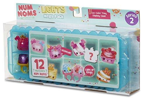 Num Noms - Light Up - Pack Surprise Lumière - 12 Mini Figurines - Modèle Aléatoire