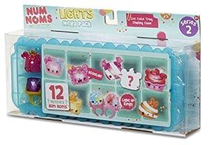 MGA Entertainment Num Noms Lights Mega Pack Asst Cocina y Comida Estuche de Juego - Juegos de rol (Cocina y Comida, Estuche de Juego, 3 año(s), Niño, Niño/niña, Multicolor)