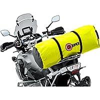 Equipaje enrollable QBag, impermeable 07 hasta 60 litros, neón amarillo