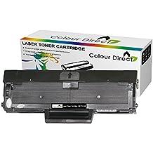 Colour Direct Reemplazo de cartucho de tóner compatible para Samsung MLT-D111S - Xpress SL-M2020, SL-M2020W, SL-M2022, SL-M2022W, SL-M2026, SL-M2026W, SL-M2070, SL-M2070FW, SL-M2070W Impresoras. Aprrox 1.000 páginas