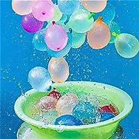 WXCL 500 Palloncini d'acqua Palloncini divertenti Tocco Giochi estivi Non tossici sicuri per Bambini Giocattoli per Bambini, 1000 pezzi