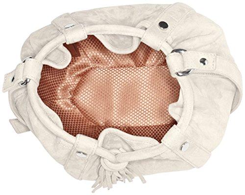 Unisa Zevolet_Ks, Sacs Portés Épaule Femme, 17x10x23 cm Gris (FOG)