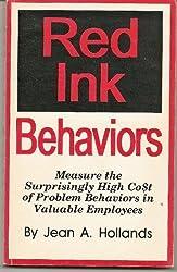 Red Ink Behavior