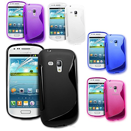 Schutz Hülle Tasche für Smartphone Case TPU Cover Handy Silikon Handyschutz Etui, Farben:Rot;Für Handy Modell:Apple iPhone 6 Plus (5.5) Rot