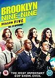 Brooklyn Nine-Nine: Season 5 Set (3 Dvd) [Edizione: Regno Unito]