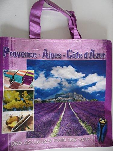 'Sac cabas Shopper de Provence Alpes Cote d'Azur