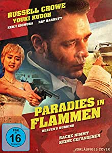 Paradies in Flammen - Mediabook  (+DVD) [Blu-ray]