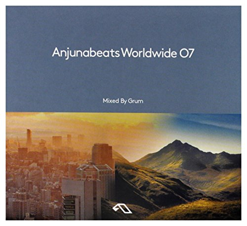 Grum: Anjunabeats Worldwide 07 (digipack) [CD]