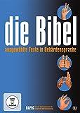 DIE BIBEL - ausgewählte Texte in Gebärdensprache