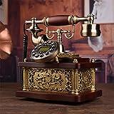 Retro Telefon CHENGYI Wohnzimmer Europäischen Stil Hause Schlafzimmer Kreative Feste Telefon Mode Alten Stil Festnetz