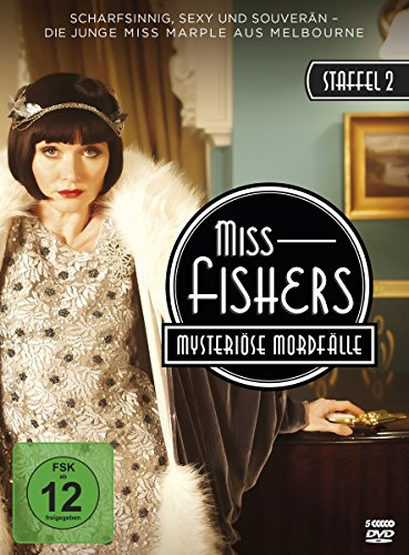 Miss Fishers mysteriöse Mordfälle - Staffel 2 [5 (Zwei Männliche Kostüm Ideen)