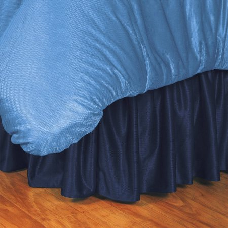 Unbekannt NBA Memphis ECHL Bett Rock-, Midnight (Blau Bedskirt Twin)