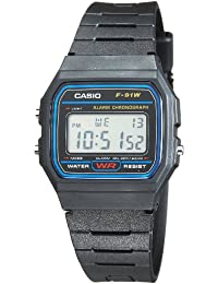 Casio F-91W-1YEF Standard Digital