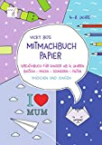 Mitmach-Buch Papier. 4-8 Jahre - Schneiden & Falten
