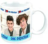 One Direction - I Love - Tasse im Geschenkkarton