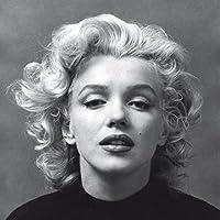 empireposter Marilyn Monroe Gr/ö/ße 33x33 cm Plexi Art Acrylglas Blockbild Platinum Blond