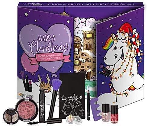Pummel & Friends Pummel & Friends Beauty Advent Calendar - Kosmetik-Adventskalender - Offizielles Lizenzprodukt, 24 Stück