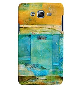 Citydreamz Abstract Modern Art Hard Polycarbonate Designer Back Case Cover For Samsung Galaxy J7 2016 /J76/J710