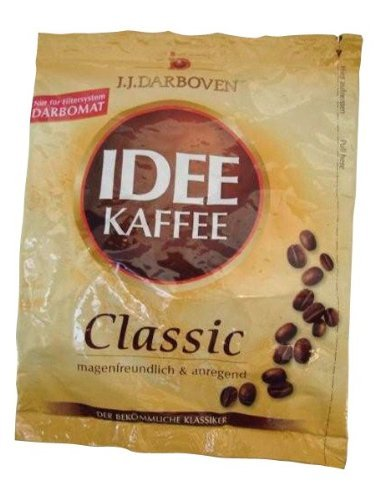 Darboven Idee Kaffee Classic (halbe Kanne) 60 x 35g Pouch Filterbeutel