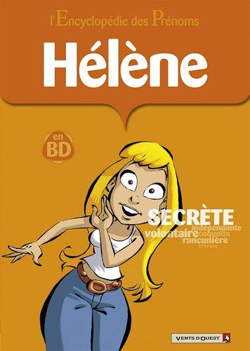 Hélène en bandes dessinées