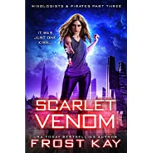 Scarlet Venom (Mixologists and Pirates Book 3) (English Edition)
