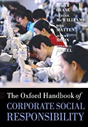 The Oxford Handbook Of Corporate Social Responsibility (Oxford Handbooks)