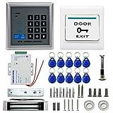 MJPT019 Sistema de control de acceso magnético de la cerradura de la puerta...