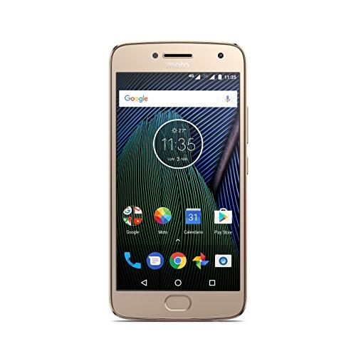OFERTA del MOTO G5 PLUS de 2017 32GB/ sensor de huellas/ FullHD 5.2 pulgadas / Android puro / mejor cámara del mercado