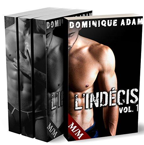 L'Indécis (Intégrale): (Roman MM, HARD, Interdit, Première Fois, Gay M/M) par Dominique Adam