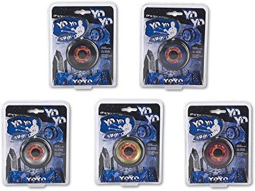 YoYo Metallic sortiert, 1 Stück - Metallic-yoyo