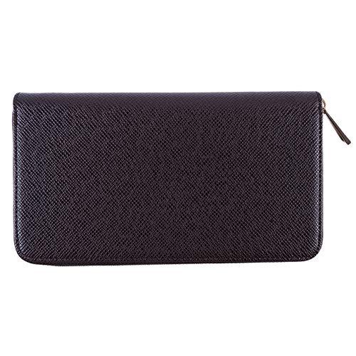 Mode Large Wallet (ZALING RFID Multi-Funktions-Magnetisch beständige männliche Dame Large Capacity Card Bag)