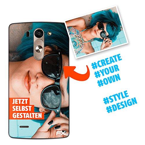 atFolix Personalisierbare Designfolie kompatibel mit LG G3 S - gestalte deinen Skin Aufkleber im Custom-Konfigurator mühelosselbst