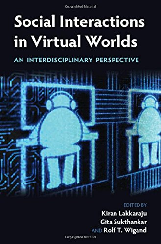 Social Interactions in Virtual Worlds: An Interdisciplinary Perspective