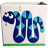 Kid 's Plegable Caja de almacenamiento de juguete y Closet Organizador