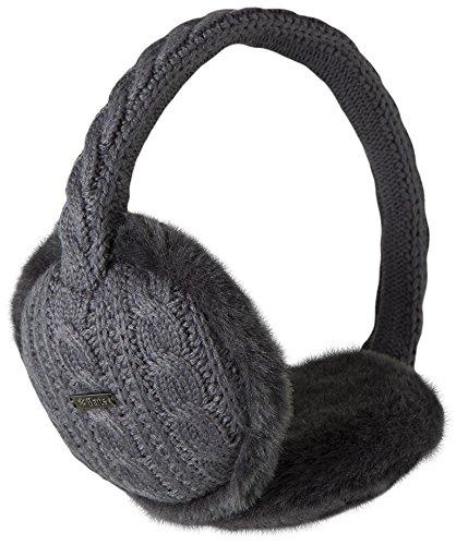 Barts Damen Ohrenschützer Grau (Grau) One Size (Deutsch Hat)