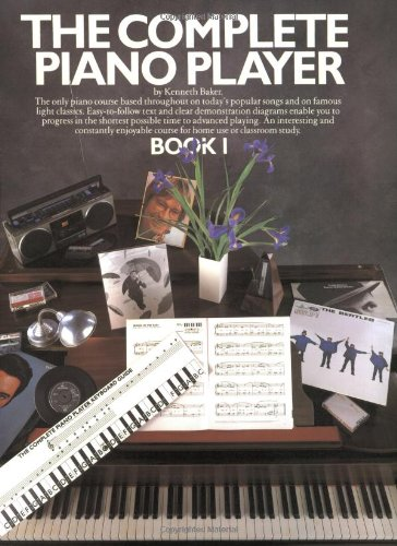 Complete Piano Player: Book 1: Bk. 1