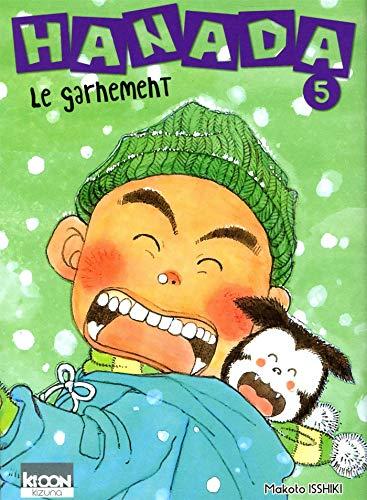 Hanada le Garnement Edition simple Tome 5