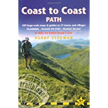 Coast to Coast Path: St. Bees to Robin Hood's Bay: Planning, Places to Stay, Places to Eat, Includes 109 Large-Scale Walking Maps (British Walking ... Robin Hood's Bay: Planning, Places to Stay)