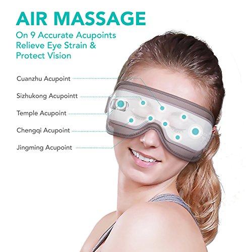 Zoom IMG-3 naipo breo occhio massaggiatore maschera