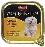 Animonda Feinsten Hundefutter Adult Mix 1 aus 4 Varietäten, 22er Pack (22 x 150 g)