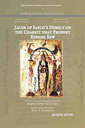 Jacob of Sarug's Homily on the Chariot That Prophet Ezekial Saw