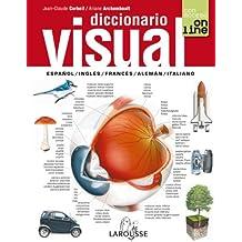 Diccionario visual multilingüe (Larousse - Diccionarios Visuales)