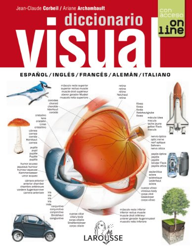 Diccionario visual / Visual Dictionary: Espanol- Ingles- Frances- Aleman- Italiano / Spanish- English- French- German- Italian