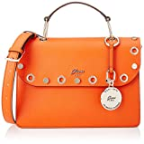 Guess Bags Hobo, Women's Cross-Body Bag, Orange, 10x23x27.5 cm (W x H L)