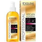 Eveline Cosmetics Argan Keratin Haaröl ARGANÖL LIQUID SILK 8in1 150ml