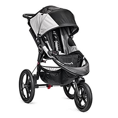 Baby Jogger Summit X3-3-Rad-Kinderwagen, Single-Modell